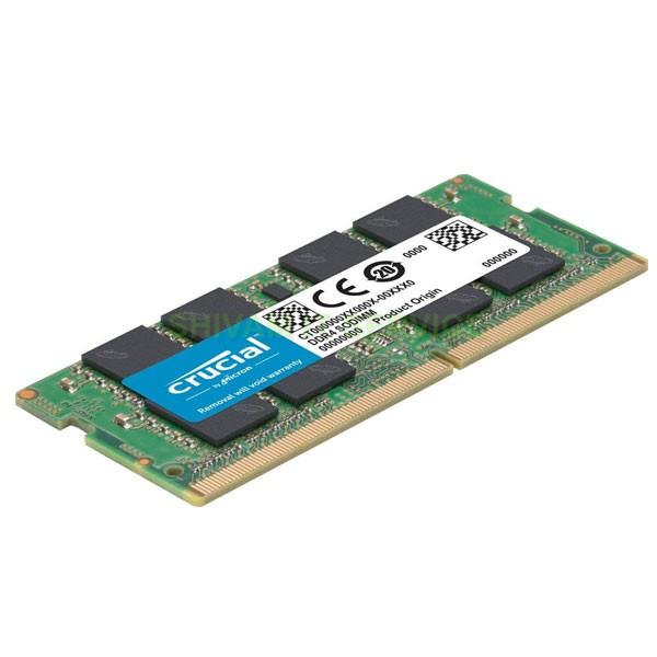 crucial ddr4 4gb 2400 laptop ram 3