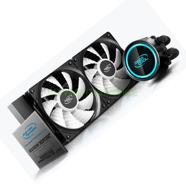 deepcool gammaxx l240 cooling system 2