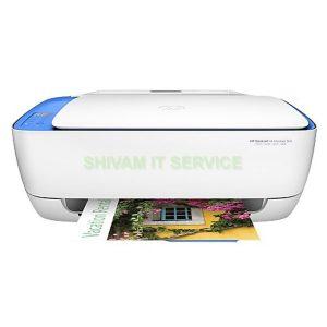 HP DeskJet 3636 All-in-One Ink Advantage Wireless Colour Printer