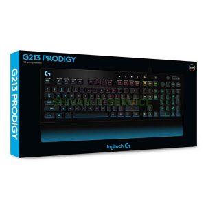 Logitech Prodigy G213 RGB Gaming Keyboard