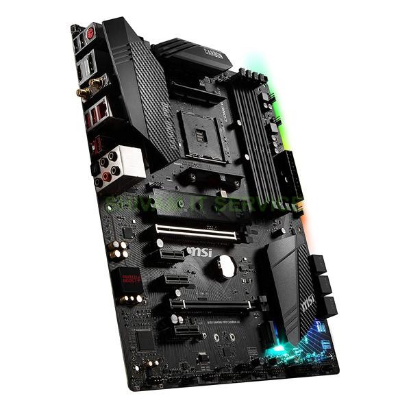msi b450 gaming pro carbon ac 4