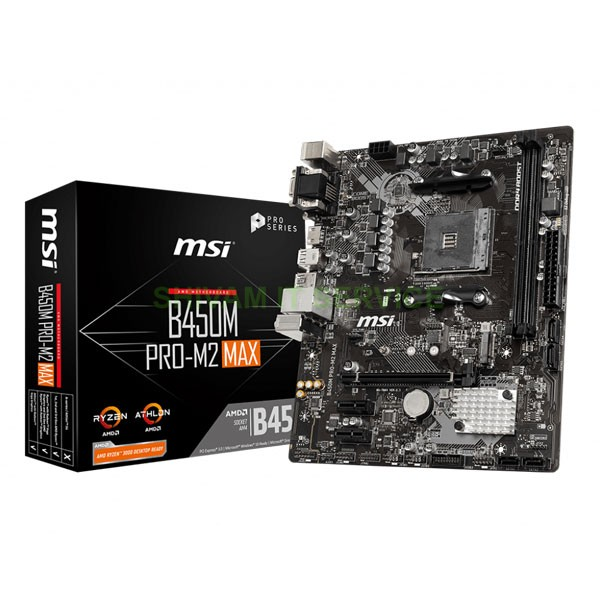 msi b450m pro m2max 1