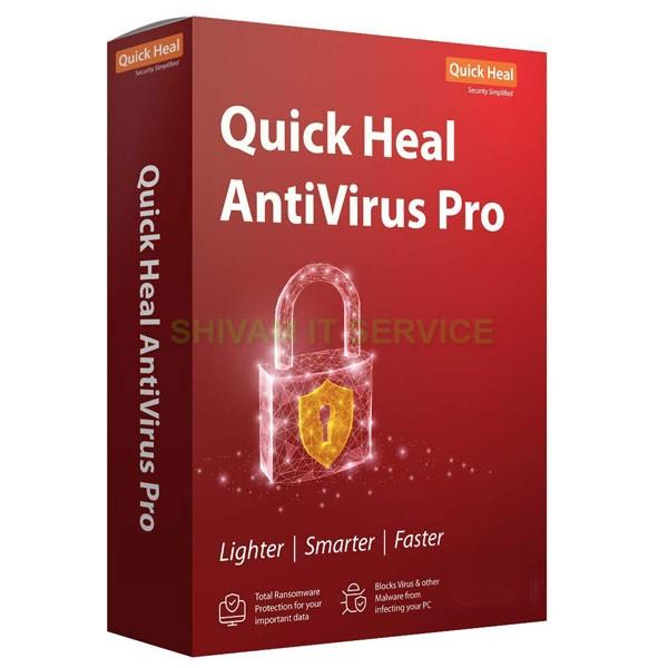 quickheal pro antivirus 1