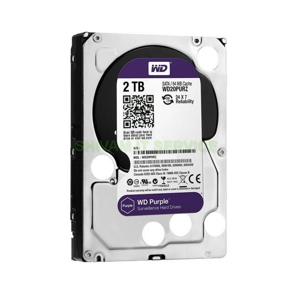 wd purple 2tb cc hdd 2