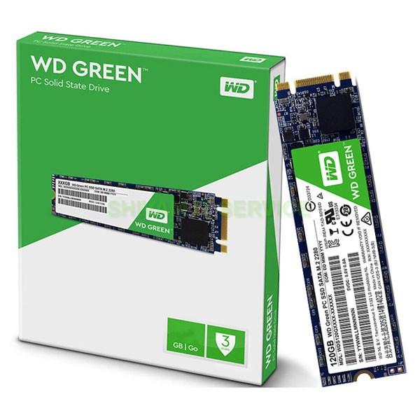 wd ssd 480gb green m.2 1