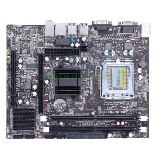 zebronics zeb g31 motherboard 2