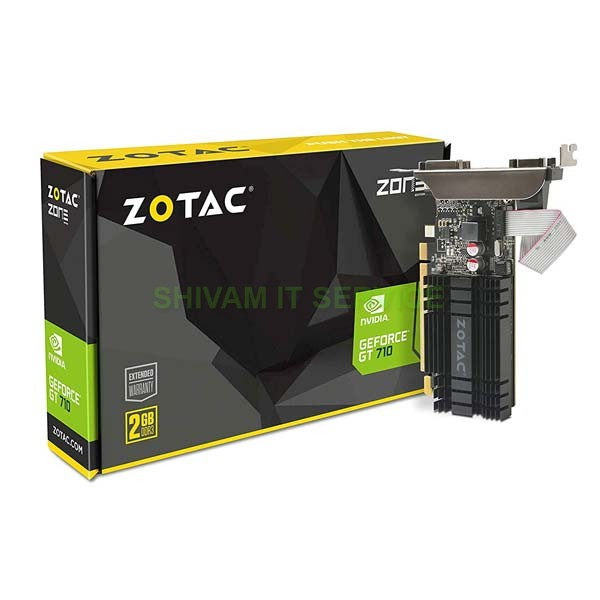 zotac gt710 2gb ddr3 1
