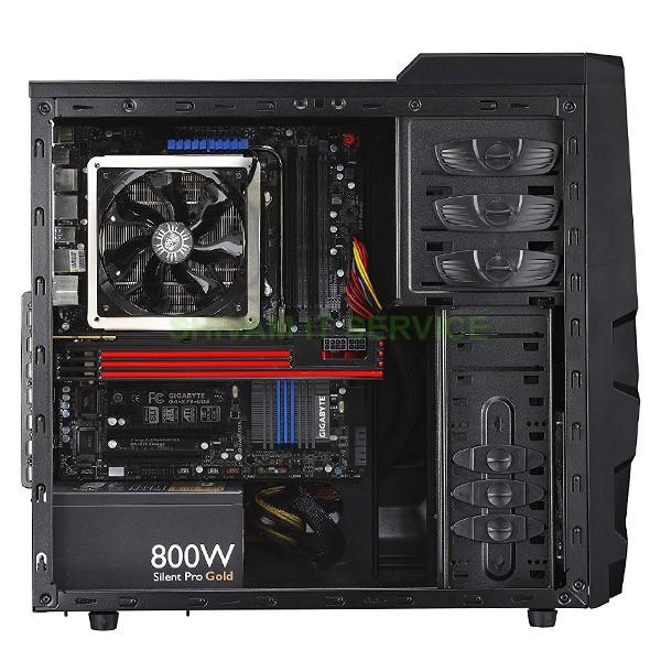 cooler master k380 cabinet 4