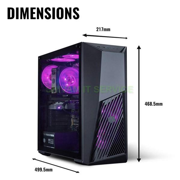 cooler master k510l cabinet 2