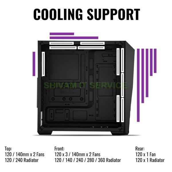 cooler master k510l cabinet 5