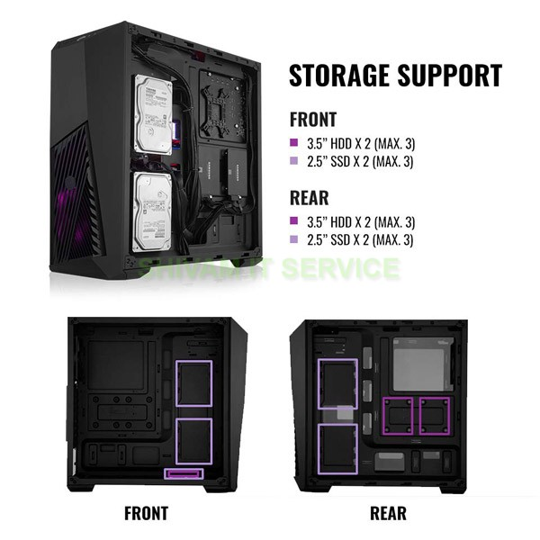 cooler master k510l cabinet 6