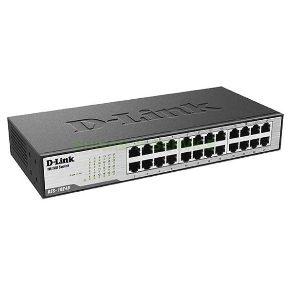 dlink des 1024d 24port switch 2