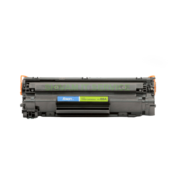 foxin ftc 88a 1108 toner cartridge for hp canon laser jet series b