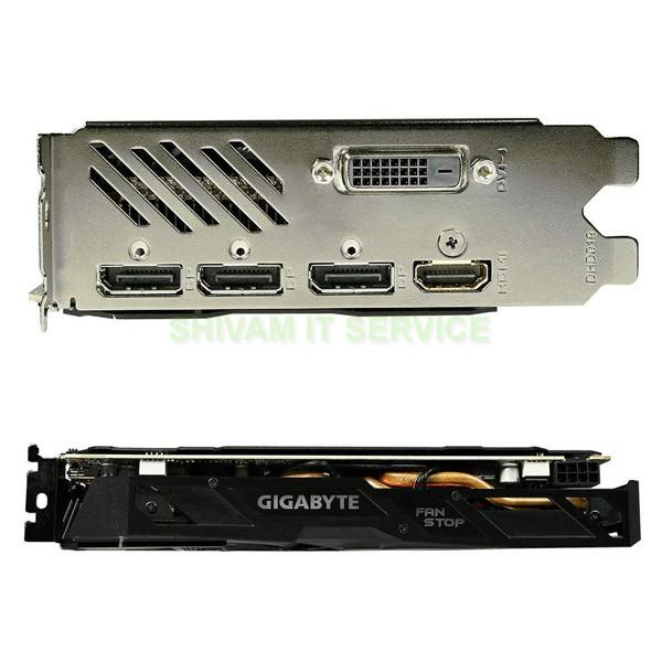 gigabyte radeon rx590 8gb ddr5 graphic card 5