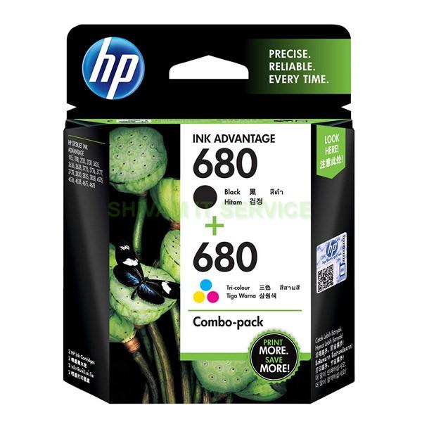 hp 680 combo pack ink cartridge
