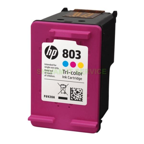 hp 803 tri colour cartridge 1