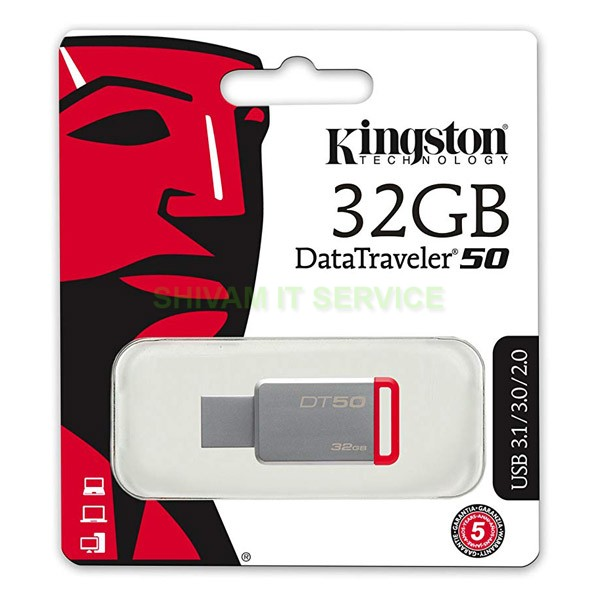 kingstone data traveler 50 32GB 3