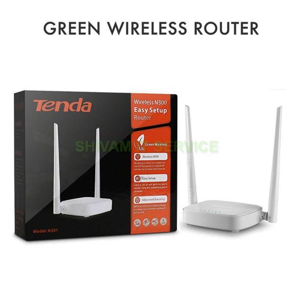 tenda n301 wireless n300 router 1