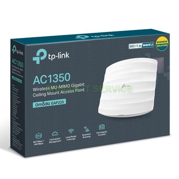 tplink ac1350 eap 225 wireless access point 1