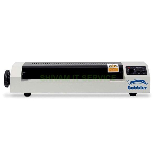 gobbler laminator machine 330 a3 1