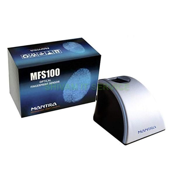 mantra mfs100 finger print scanner 1