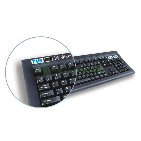tvs gold bharat mechanical keyboard 1