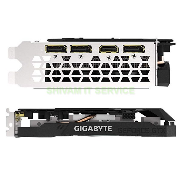 gigabyte geforce gtx 1660 oc 6gb 4