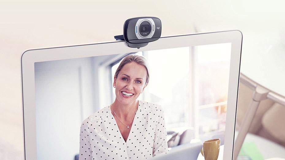 logitech hd laptop webcam c615 6