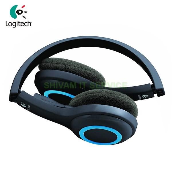 logitech headphone wireless h600 4