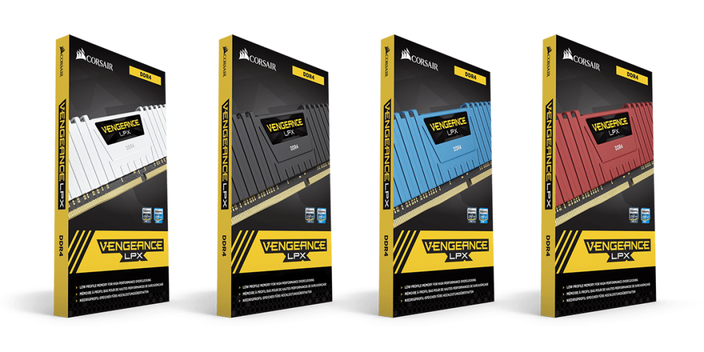 Vengeance LPX DDR4 BOX