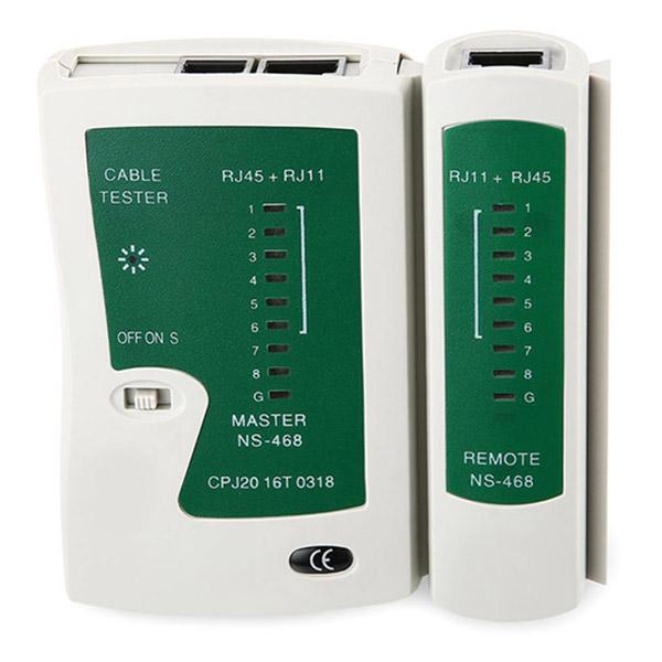 Network LAN Cable Tester RJ45 / RJ11 / RJ12 / Cat5