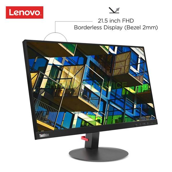 Lenovo ThinkVision S22e-19 Monitor