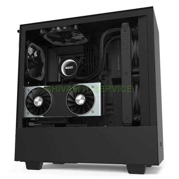 nzxt h510i Gaming Cabinet Black