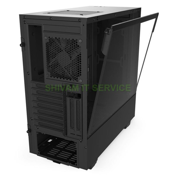 nzxt h510i gaming case matte black 3