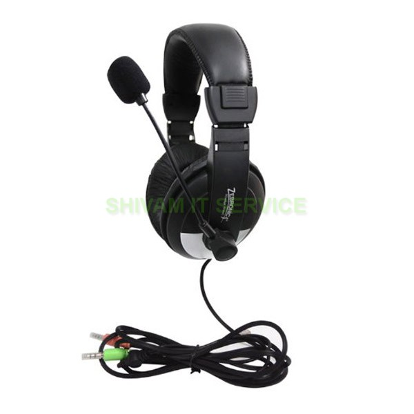 zebronics zeb 100hm headphone 2 1