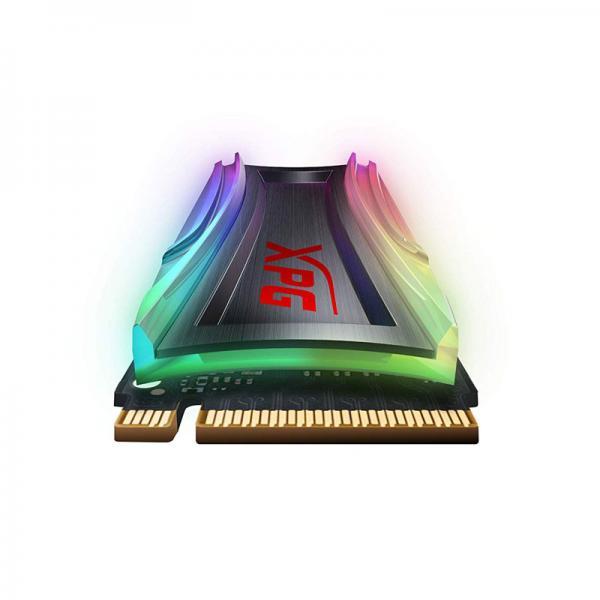 adata xpg spectrix s40g rgb m.2 nvme ssd 2
