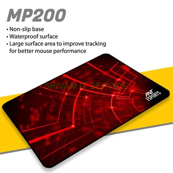 ant esports mp200 gaming mouse pad 2