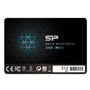 Silicon Power 512GB SSD 3D NAND