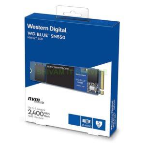 WD Blue NVME SN550 500GB M.2