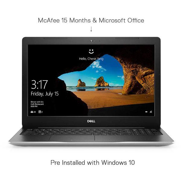 Dell Inspiron 3593 i3 laptop