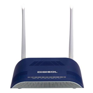 Digisol GEPON/GPON ONU 300Mbps Wi-Fi Router