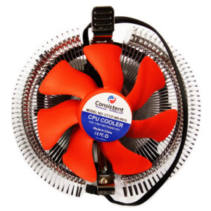 Consistent CPU Cooling Fan For Intel & AMD CPU