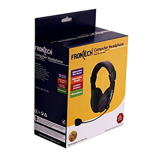 frontech hf 3442 wired headphone 4