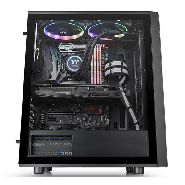 thermaltake versa j25 rgb gaming cabinet 4