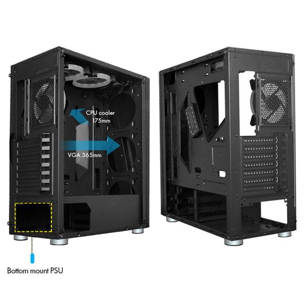 zebronics artemis gaming cabinet 5