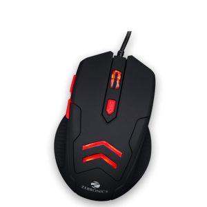 Zebronics Zeb-Feather USB Gaming Mouse