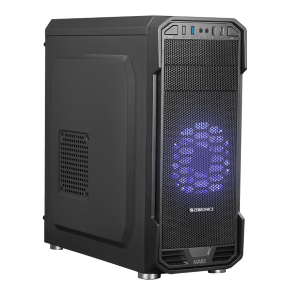 Zebronics Zeb-Mars Premium Gaming Cabinet