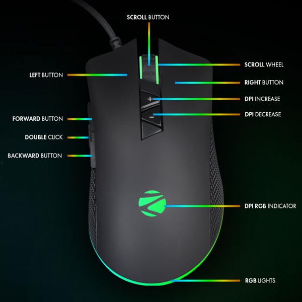 zebronics phobos usb gaming mouse 3