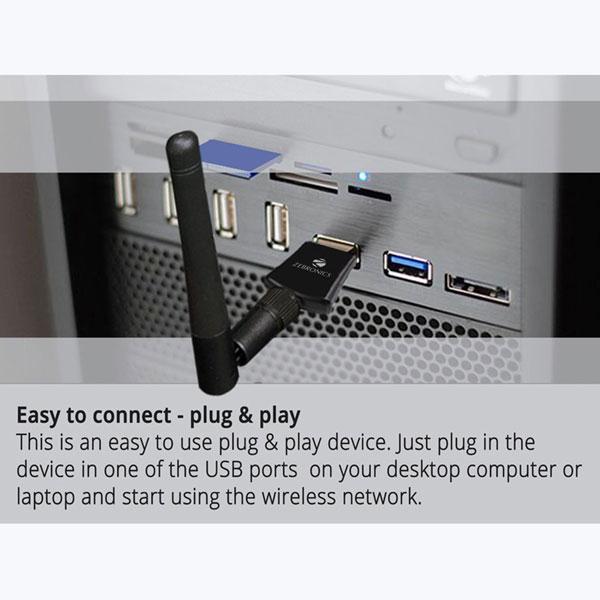 zebronics usb wifi adapter 3