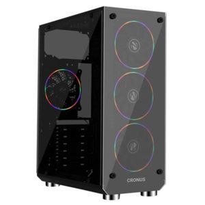 Zebronics Zeb-Cronus Premium Gaming Cabinet